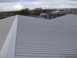 Alto Roofing Amp Cladding Ltd Industrial Roofing Services